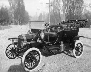 1910 Ford-T